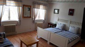 Room 1 - Double Room